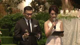 getlinkyoutube.com-HOLY MATRIMONY - HENRY RIADY & ALEXANDRA YASA - PART 1