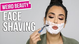 Why Shaving Your Face is Awesome! | حلاقة الوجه مفيدة للنساء؟