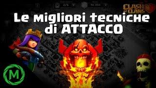 getlinkyoutube.com-Clash of Clans - Le migliori Tecniche di ATTACCO!!
