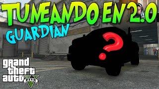 """getlinkyoutube.com-GTA 5 TUNEANDO EN 2.0 """"EL GUARDIAN"""" ES UNA BESTIA ENORME!! LAS MATES SIEMPRE! xFaRgAnx"""