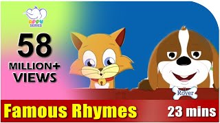 getlinkyoutube.com-Nursery Rhymes Vol 2 - Collection of Twenty Rhymes