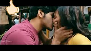 Mimi Chakraborty Hot Kiss
