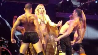 Britney Spears portland concert 2011 - Boys