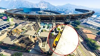 getlinkyoutube.com-LE WALLRIDE QUI T'ATTIRE VERS LE BAS ! GTA 5 ONLINE