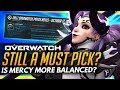 Overwatch | Is Mercy Bad Now? - Meta Balance Discussion