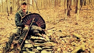 getlinkyoutube.com-New York Spring Turkey Hunting with The Call Outdoors