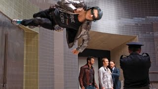 getlinkyoutube.com-Watch How the Quicksilver Scene was Filmed in X-Men: Days of Future Past