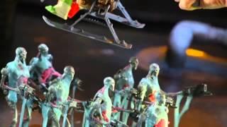 TMNT Teenage Mutant Ninja Turtles 2013 Toys Commercials