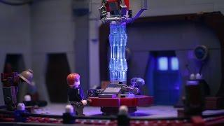 getlinkyoutube.com-LEGO Doctor Who | The Dalek Incursion | Part 2
