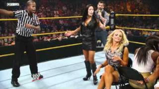 getlinkyoutube.com-WWE NXT: Rookie Diva Challenge: Musical Chairs