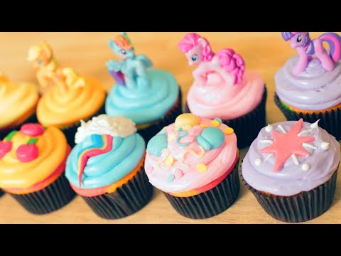 How to Make My Little Pony Cupcakes - Cheezburger