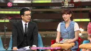 getlinkyoutube.com-SNSD Tiffany hate Yoona Aegyo