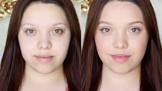 """getlinkyoutube.com-No Makeup """"Makeup Tutorial"""""""