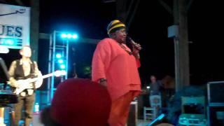 getlinkyoutube.com-Dorothy Moore-Misty Blue (2011 Sunflower River Blues & Gospel Festival)