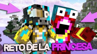 getlinkyoutube.com-RETO SKYWARS #7 | PROTEGE A LA PRINCESA OLLIE