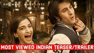 Top 10 Most Viewed Indian Teaser/Trailer on Youtube | Most Viewed Bollywood Trailers width=