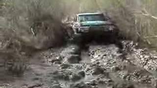 getlinkyoutube.com-Carl's Ford in the Mud Pit