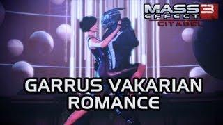 Mass Effect 3 Citadel DLC: Garrus Romance (All scenes)