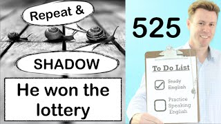 Repeat and Shadow English Speaking Practice Learn and Speak English Training