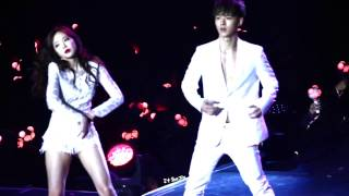 getlinkyoutube.com-161218 Naeun Solo Stage DANCE FOR YOU & DRUNK IN LOVE Apink PINK PARTY: The Secret Invitation Day 2