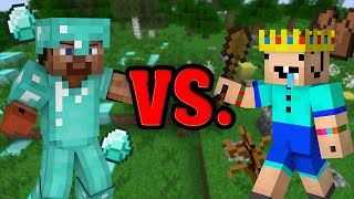getlinkyoutube.com-Noob vs. Pro - Minecraft