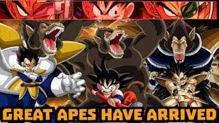 getlinkyoutube.com-Great Apes Twitch Live Stream Summons! Dragon Ball Z Dokkan Battle