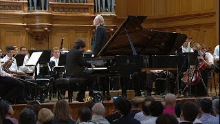 getlinkyoutube.com-Seong-Jin Cho - Rachmaninoff Piano Concerto No. 3 in D minor, Op. 30 (2011)