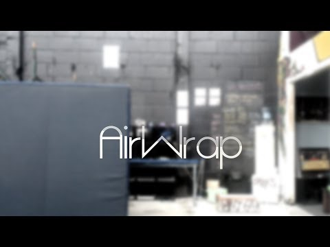 Timmehtek TUTORIAL: air wrap | Tech poi