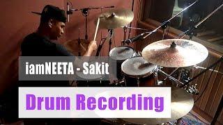 iamNeeta - Sakit (Drum Recording)