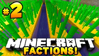 "getlinkyoutube.com-Minecraft FACTIONS #2 ""SUGAR CANE FARM!"" - w/PrestonPlayz & MrWoofless"