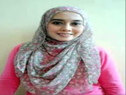Video Model hijab cantik Ala Citra Kirana ciput