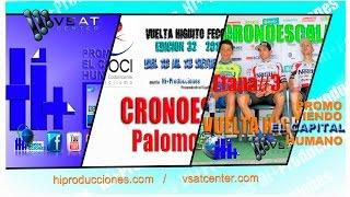 Vuelta HIGUITO 2015 etapa #3...por Hi+ producciones / VSAT Center