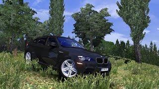 getlinkyoutube.com-ETS2 BMW X6 Mod (Euro Truck Simulator 2)