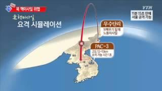 "getlinkyoutube.com-""北에서 쏜 核미사일, 서울 떨어지는데 11분"" / YTN"