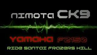 getlinkyoutube.com-NIMOTA CK9-RIDE SANTAI FRAZER HILL-PART1
