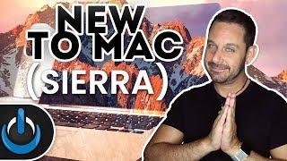 New to Mac: Sierra Edition *** FULL CLASS ***