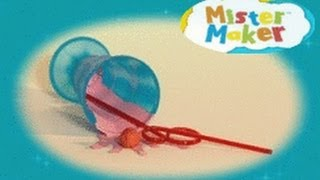 Mister Maker - Make a Spilt Drink