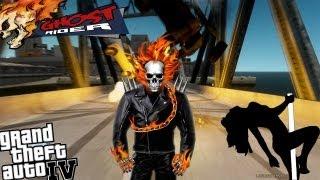 getlinkyoutube.com-GTA IV LCPDFR Ghost Rider Mod Police Patrol - Episode 5 - Ending The Day at The Strip Club