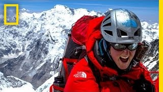 getlinkyoutube.com-The Call of Everest | Nat Geo Live