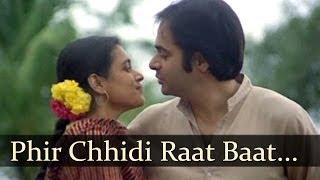 Bazaar   Phir Chhidi Raat Baat Phoolon Ki Raat Hai   Talat Aziz   Lata Mangeshkar