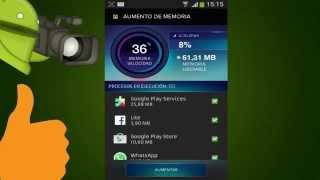 "getlinkyoutube.com-El mejor ""Cleaner Master Limpiador Pro"" para android (Full Apk)"