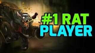 這老鼠真的是太兇了-Rekter - #1 Rat Player!