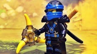 getlinkyoutube.com-Elephant 닌자고 제이 에어로블레이드 미니피겨 거상 레고 짝퉁 Lego knockoff ninjago Jay Ghost ninja minifigure