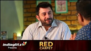 The Arvind Swamy Story : Disappearance Act and Comeback   Red Carpet by Sreedhar   Interview