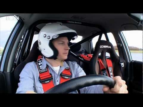 Kimi Raikkonen Top Gear Video Teaser