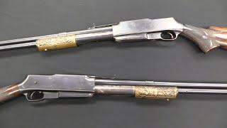 getlinkyoutube.com-Standard Arms Model G Semiauto Rifle at RIA