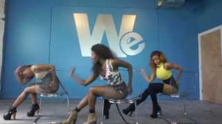 getlinkyoutube.com-Ciara - Body Party Choreography by We Entertain's : Ahsia P.
