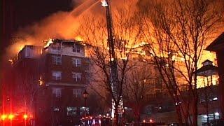getlinkyoutube.com-Edgewater,nj Fire Department Multiple Alarm