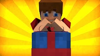 A Gift (Minecraft Animation)