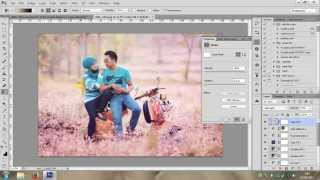 getlinkyoutube.com-Romantic color photoshop